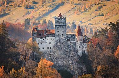 Dracula Castle in Transylvania tour