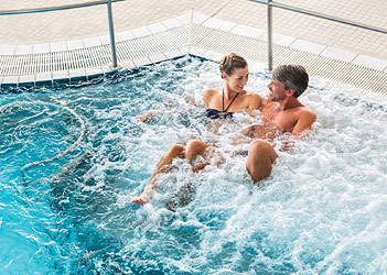 Relax and wellness at Therme Spa Bucharest