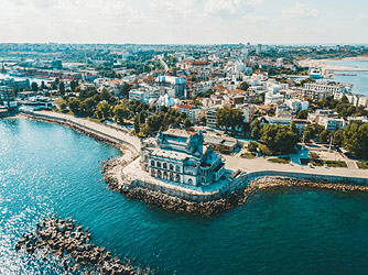 Black Sea tour: Constanta and Mamaia