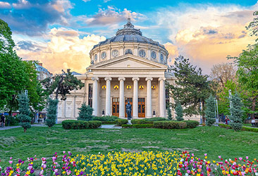 The Romanian Athenaeum Bucharest