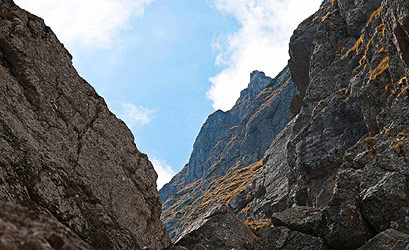 Southern Carpathian Mountains