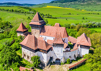 Fortifications of Transylvania tour