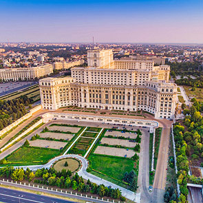 Palace of The Parliament Romania